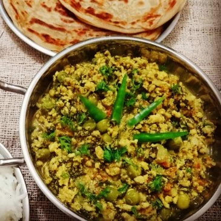 Chicken Methi Keema Recipe – Chicken mince with fenugreek leaves recipe