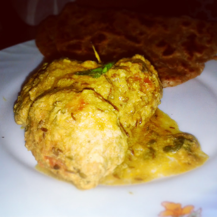 Kashmiri Chicken Kofta Curry Recipe – How to make Chicken Kofta ...