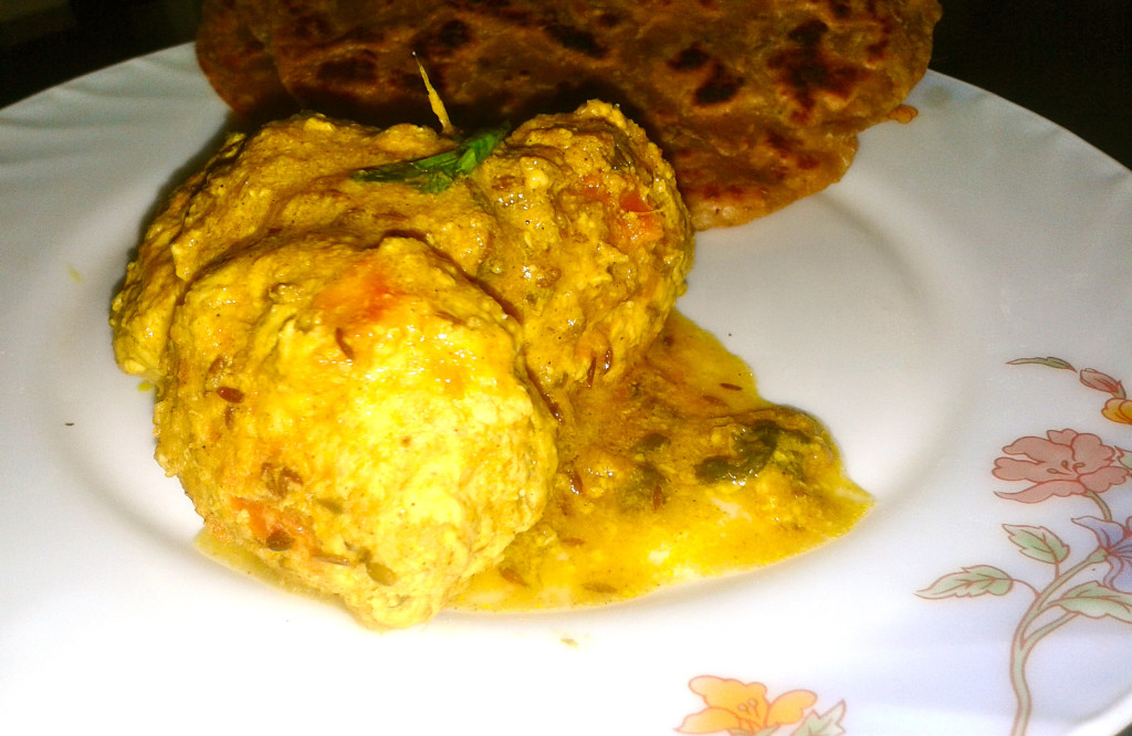 chicken kofta curry recipe