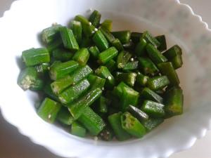 punjabi bhindi masala 1