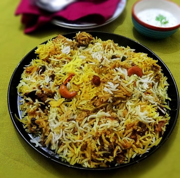 Chicken biryani recipe – Hyderabadi-style chicken biryani recipe