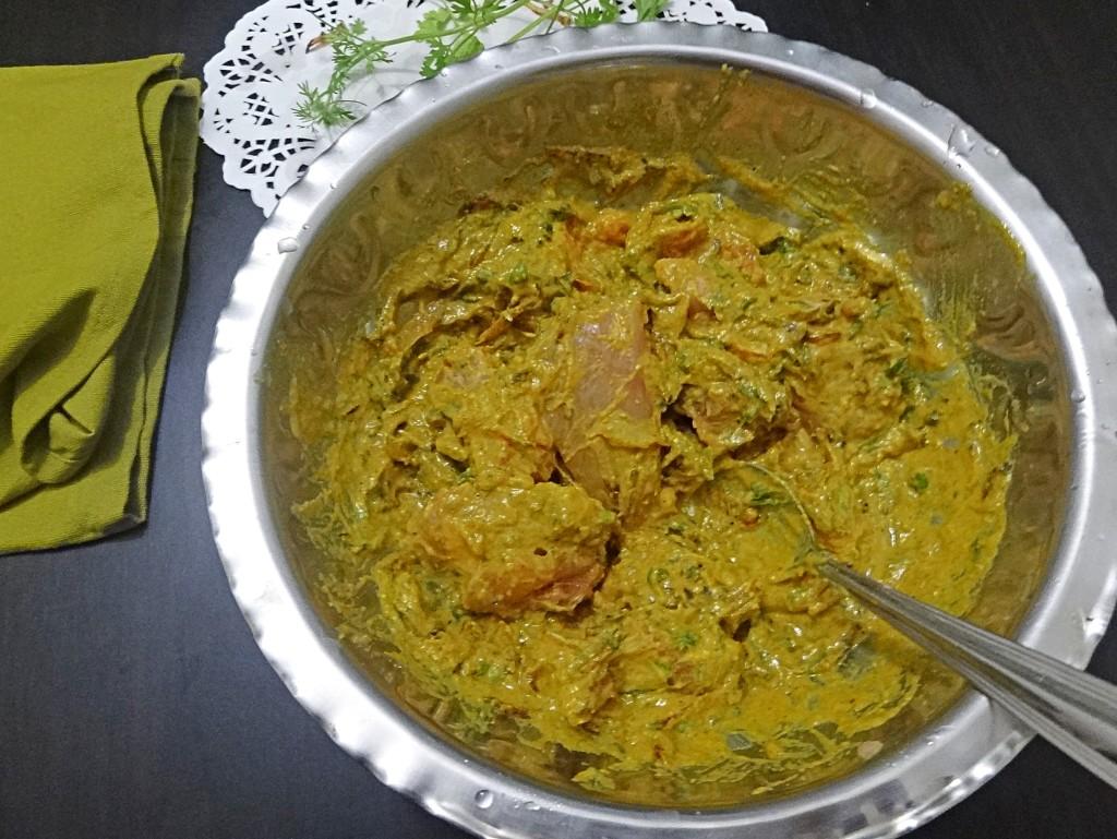 chicken biryani hyderabadi style step by step