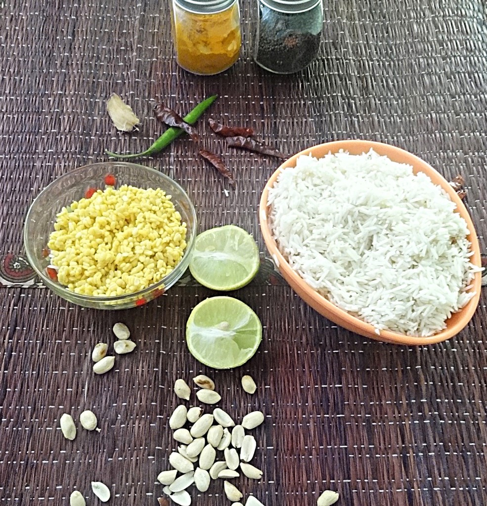 lemon rice ingredients