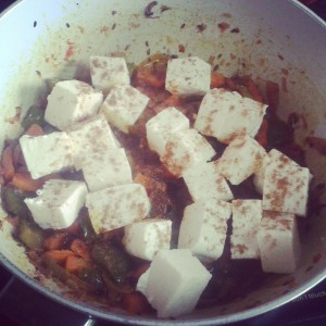 paneer jalfrezi recipe step by step 3