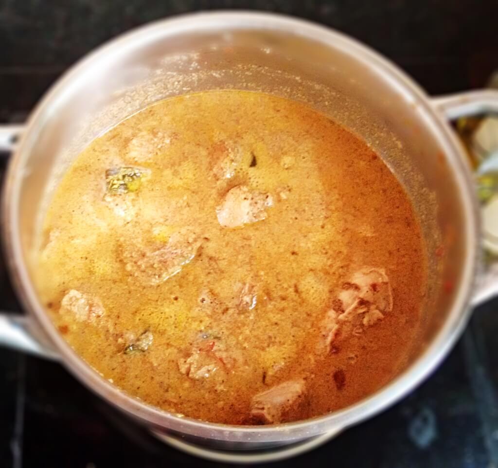 make goan chicken curry