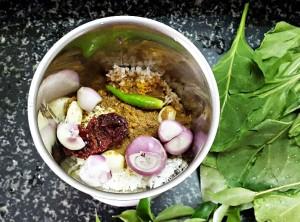 cheera thoran recipe step by step
