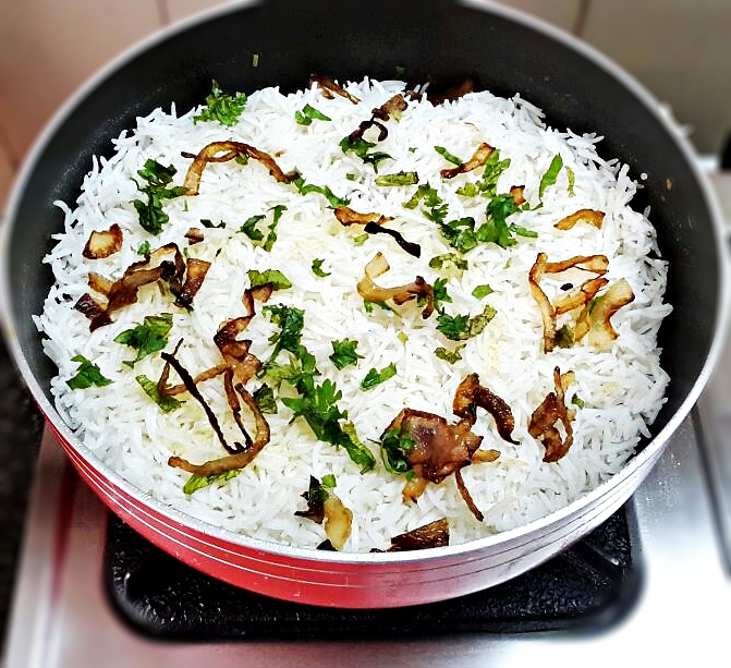 mutton goat biryani recipe step by step