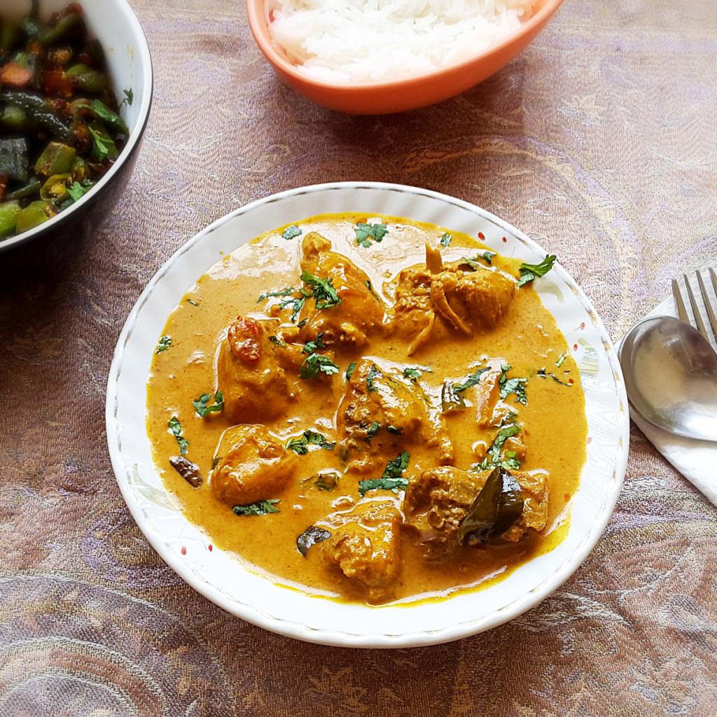 Chicken Coconut Curry Recipe Chicken With Coconut Milk And