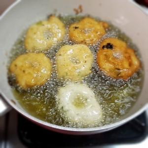 medu vada recipe step by step