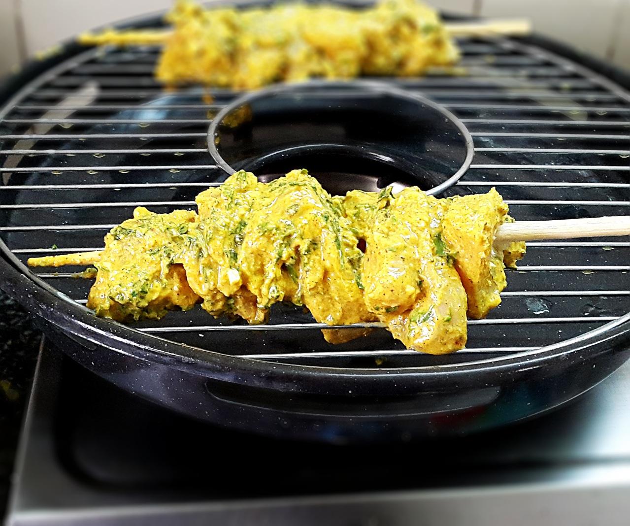 reshmi kabab recipe steps recipe