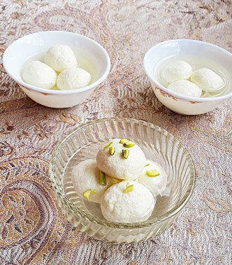 rasgulla recipe indian cheese dessert