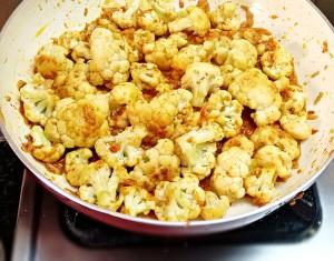 lasuni gobi step by step recipe