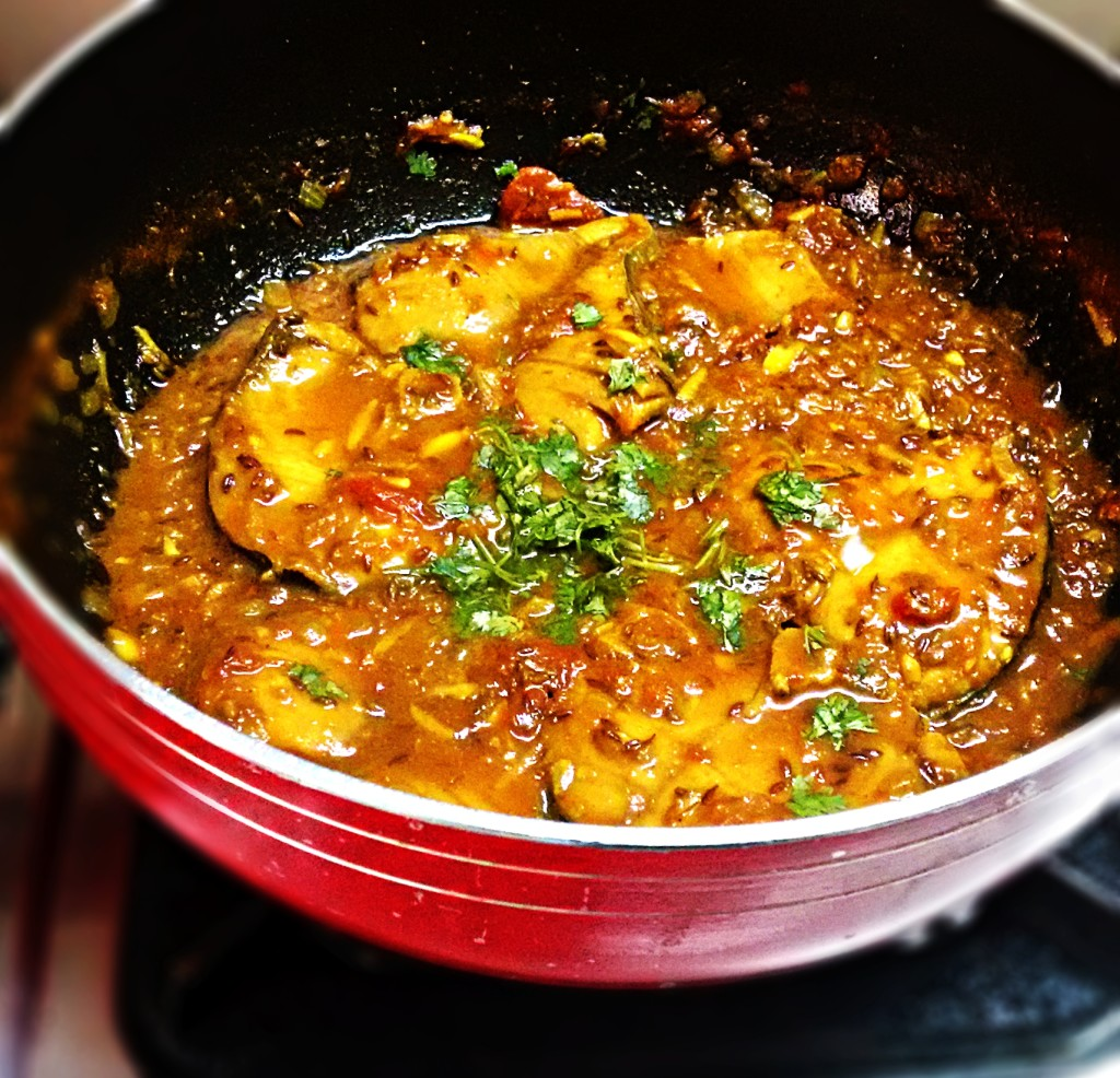 tamarind surmai curry